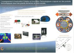 Création et Innovation Technologiques